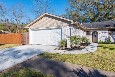 Houston Single Family Home For Sale: 12438 Whittington Drive