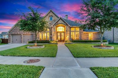Katy Single Family Home For Sale: 4114 Shining Rock Lane