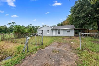 Houston Single Family Home For Sale: 9041 Leycrest Road