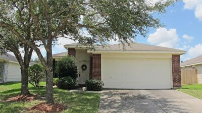 Katy TX Single Family Home For Sale: $167,000