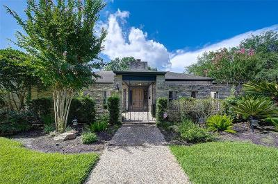 Houston Single Family Home For Sale: 5251 Braesvalley Drive