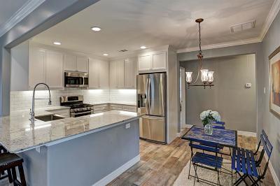 Houston Single Family Home For Sale: 9007 Beverlyhill Street Street