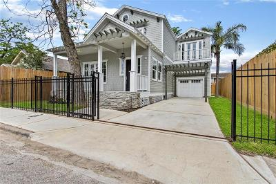 Houston Single Family Home For Sale: 4622 Kermit Street