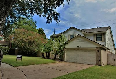 Sugar Land Single Family Home For Sale: 3618 Honey Creek Drive