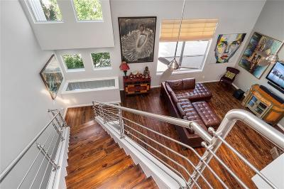Houston Condo/Townhouse For Sale: 6 N Ennis Street