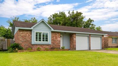 Houston Single Family Home For Sale: 5310 E Orem Drive