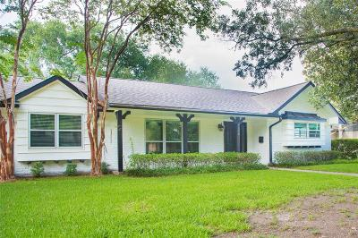 Houston Single Family Home For Sale: 5226 Loch Lomond Drive