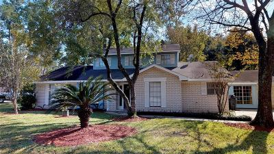 New Caney Single Family Home For Sale: 522 Caesars Circle