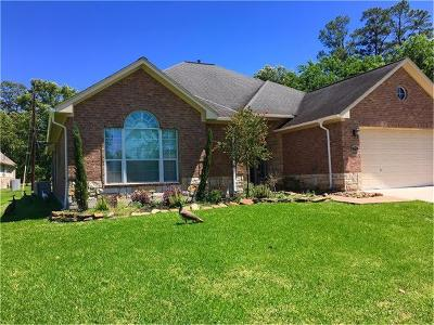 Crosby Single Family Home For Sale: 3726 Shore Shadows Drive