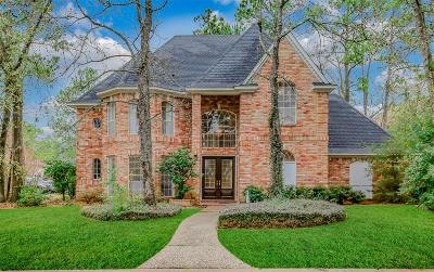 The Woodlands Single Family Home For Sale: 1 Crestone Place