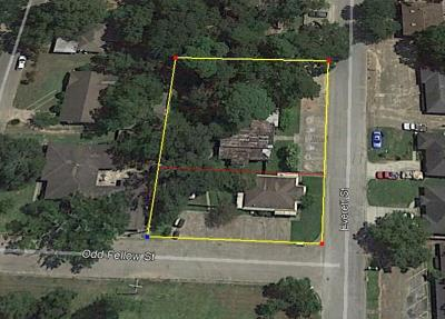 Conroe Residential Lots & Land For Sale: 608 Everett Street