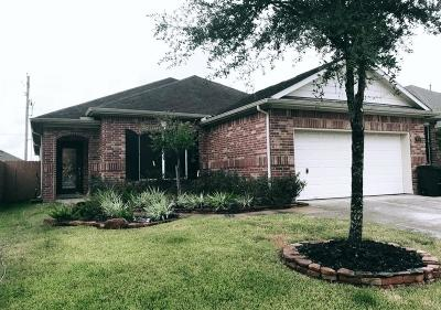 League City Single Family Home For Sale: 964 Umbria Lane