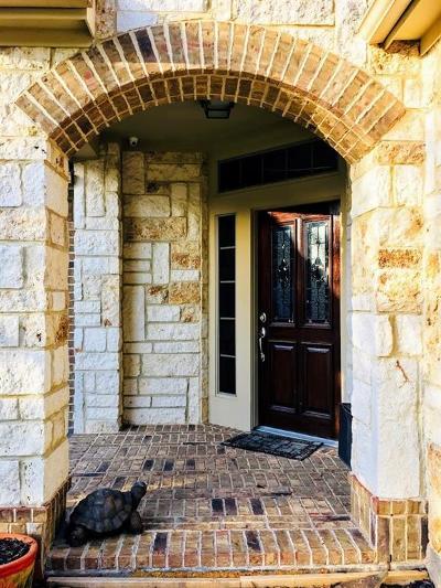 Rosenberg Single Family Home For Sale: 5527 Walnut Glen Lane