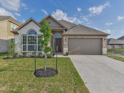 Humble Single Family Home For Sale: 4114 Soaring Elm