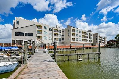 Galveston TX Condo/Townhouse For Sale: $114,900