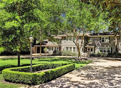 Harris County Single Family Home For Sale: 842 E Friar Tuck