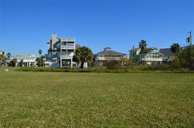 Galveston Residential Lots & Land For Sale: Lot 7 Pirates Drive