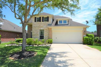 Pearland Single Family Home For Sale: 2907 Fountain Brook Court