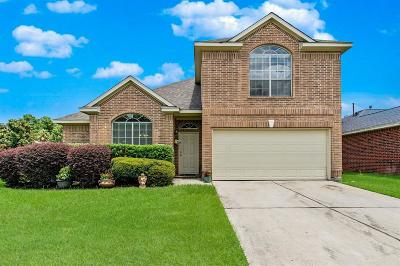 Tomball Single Family Home For Sale: 13630 Country Time Circle