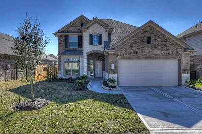 Katy Single Family Home For Sale: 24331 Marcello Lakes Drive