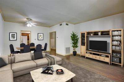 Houston Condo/Townhouse For Sale: 2475 Underwood Street #171