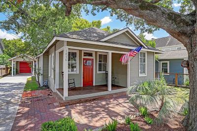 Houston Single Family Home For Sale: 1416 Alexander Street