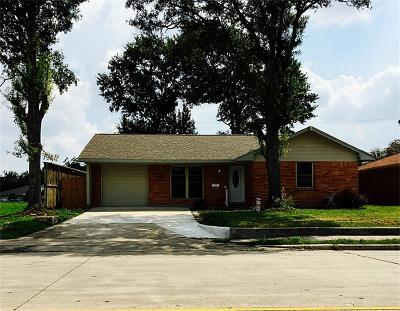 Galveston County, Harris County Single Family Home For Sale: 1311 Burke Road