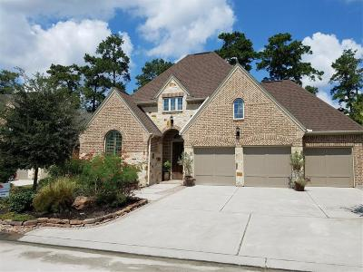 Kingwood Single Family Home For Sale: 3227 N Cotswold Manor Drive