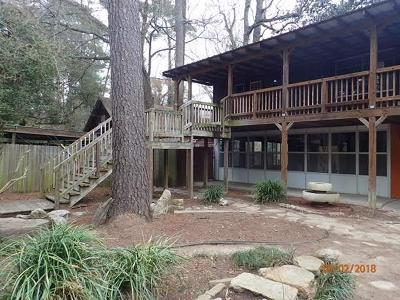 Conroe Single Family Home For Sale: 12065 Lakeside Drive