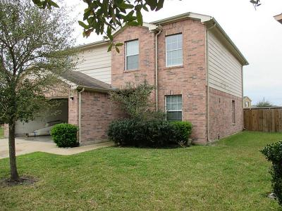 Houston Single Family Home For Sale: 9314 Windswept Grove Drive