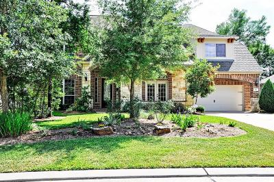 Single Family Home For Sale: 103 S Beech Springs Circle