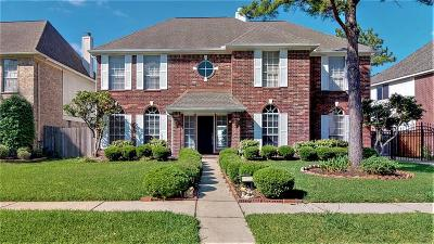 Houston Single Family Home For Sale: 12810 Timberland Trace