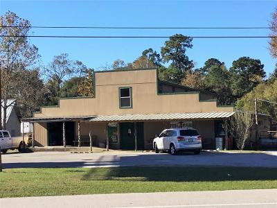 Conroe Farm & Ranch For Sale: 13814 Fm 1314 Road