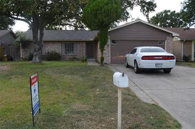 Houston Single Family Home For Sale: 8615 Riverside Walk Lane