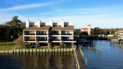 Seabrook Condo/Townhouse For Sale: 3663 Nasa Parkway #302