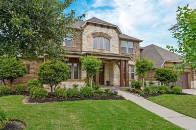 Katy Single Family Home For Sale: 27414 Overland Gap Court