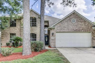 Houston Single Family Home For Sale: 10402 Dyer Glen