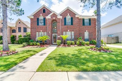Pearland Single Family Home For Sale: 1506 Pine Creek Drive