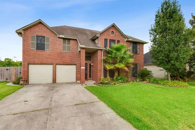 Humble Single Family Home For Sale: 7434 Maple Walk Drive