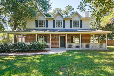 Hockley Single Family Home For Sale: 25057 Tenn Oaks Road