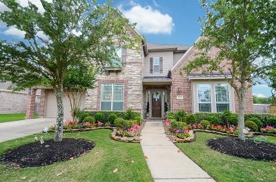 Katy Single Family Home For Sale: 4723 Derbywood Glen Lane