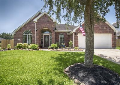 Pearland Single Family Home For Sale: 2904 Amanda Lee Drive