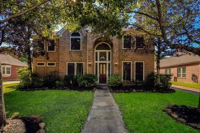 Katy Single Family Home For Sale: 4618 Stackstone Lane