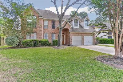 Cypress Single Family Home For Sale: 12326 Lusterleaf Drive