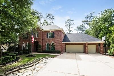 The Woodlands Single Family Home For Sale: 51 Clingstone Place