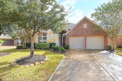 Katy Single Family Home For Sale: 26203 Basil View Lane