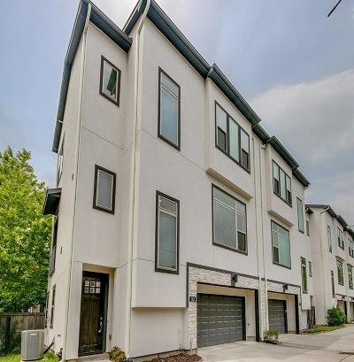 Condo/Townhouse For Sale: 913 W 24th Street