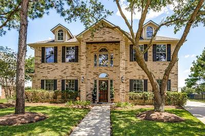 Houston Single Family Home For Sale: 10406 Canterra Court