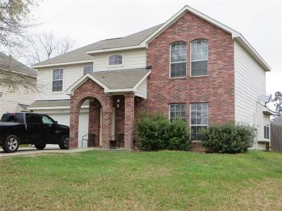 Willis Single Family Home For Sale: 13734 Running Bear Drive