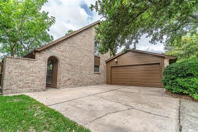 Houston Single Family Home For Sale: 7910 Dawnridge Drive